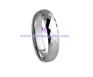 Tungsten Carbide Ring Picture